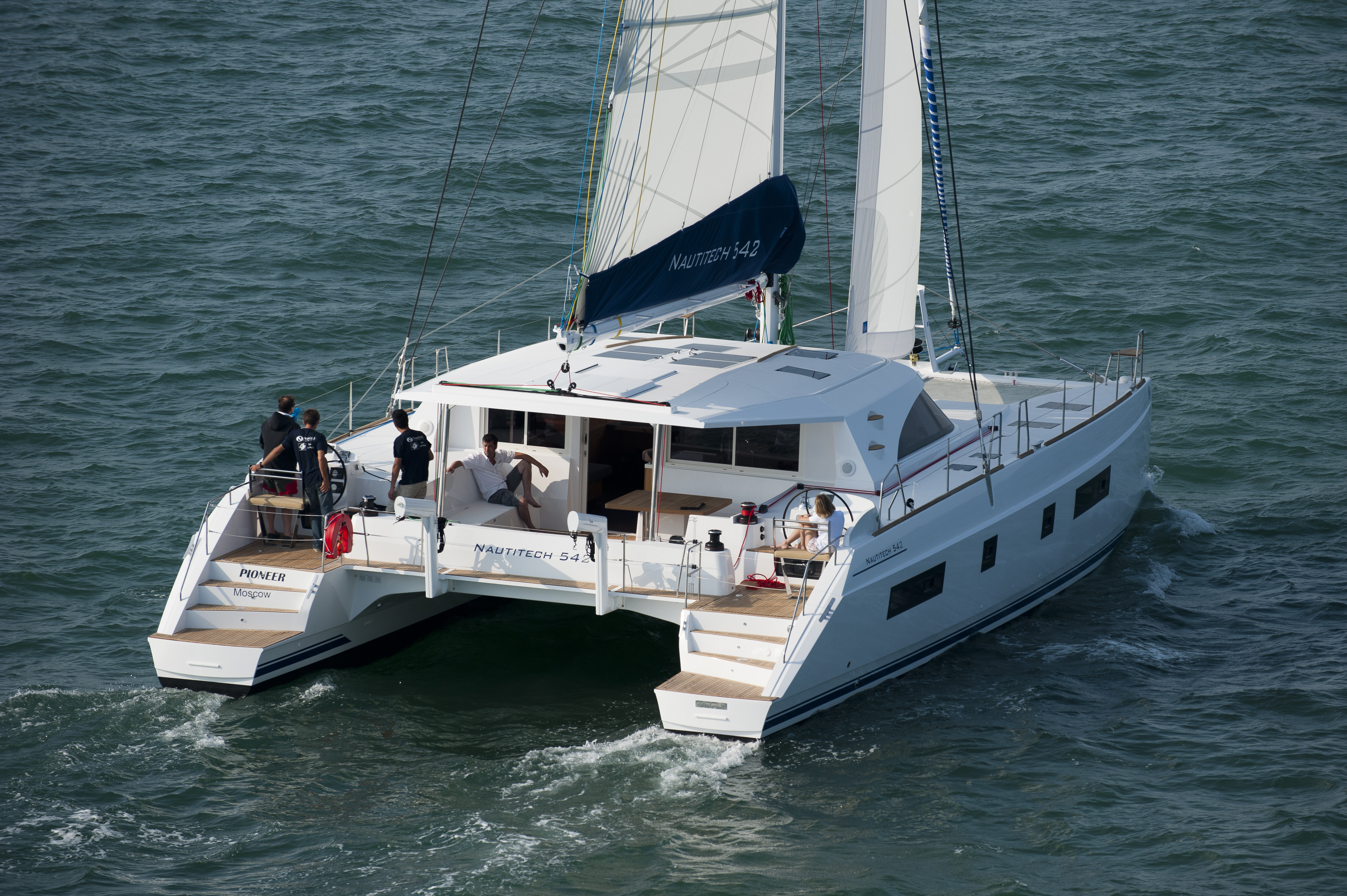 Another Catamaran Required